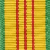 GENUINE U.S. RIBBON YARDAGE: VIETNAM SERVICE (FULL SIZE)