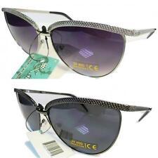 Cat Eye Metal Frame 100% UV400 Sunglasses for Women