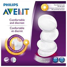 Avent - Disposable Day Breast Pads - 30 Pack  - Brand New Boxed - Baby