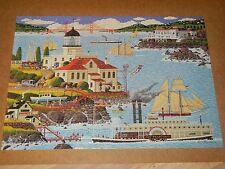 1996 RoseArt 1000 pc jigsaw puzzle titled POINT BONITA