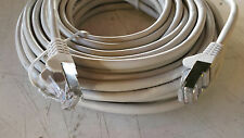 Network Cable Patch cat5 Top Brand 7 Metre Grey 1261