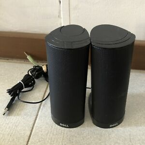 Dell AX-210 Multimedia Speaker System USB Stereo Wired