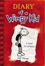NEW Diary of a Wimpy Kid, Book 1 by Jeff Kinney