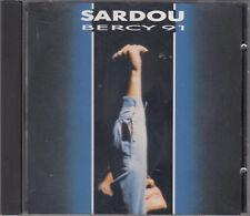 Sardou : Bercy 91 CD FASTPOST