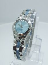 Swatch Irony lady YSS203G ladies watch Blue Silky Swiss made 3 ATM