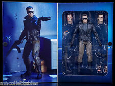 NECA THE TERMINATOR - ULTIMATE POLICE STATION ASSAULT T-800 - FIGUR   - NEU/OVP