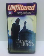 Unfiltered - Change hurts VHS RARE reality about teen struggles, peer pressure