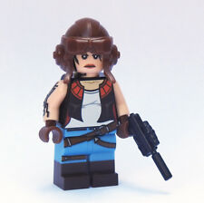Custom Dr Aphra Minifigure star wars Darth vader lego bricks