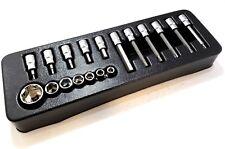 """Park Tool SBS-1.2 Bicycle Socket & Bit Set 3/8"""" Drive w/ Hex Bits MTB Road"""