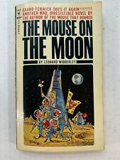 THE MOUSE ON THE MOON Leonard Wibberley 1963 Paperback Science Fiction