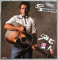 """Bruce Springsteen – Spare Parts 7""""– 652962 7 – Ex"""