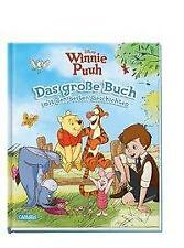 Disney Winnie Puuh - Das große Buch - mit den besten Geschichten (2018, Gebundene Ausgabe)