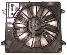 A/C Condenser Fan Assembly Performance Radiator fits 2007 Jeep Wrangler 3.8L-V6