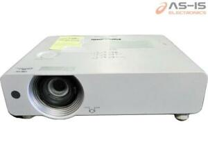 *AS-IS* Panasonic PT-VW431DU WXGA Conference Room Projector (1030 Lamp Hours)