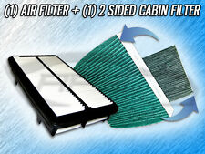 AIR FILTER HQ CABIN FILTER COMBO FOR 2007 2008 2009 2010 ACURA MDX - 3.7L ONLY