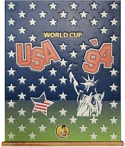 HOBBY SAPIENS INT. EDITION Binder for World Cup USA 1994 Panini album NEW!
