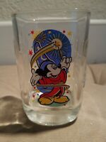 McDonald's Walt Disney World Celebration 2000 Glass Mickey Mouse Epcot
