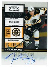 2010-11 10-11 Playoff Contenders Classic Ticket & Autograph Rookie RC Pick List
