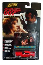 1999 Johnny Lightning Diamonds Are Forever James Bond 007 Ford Mustang