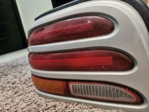 1994 Mustang Cobra 94-98 Tailights Amber Mustang GT saleen exports jdm1994-1998