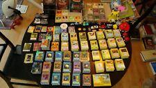 Trading Card Lot, Pokemon, Yugioh, Digimon, Batman Returns, Neopets, +Figurines