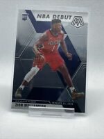2019-20 Panini Mosaic Rookie NBA Debut Zion Williamson Rookie RC #269 Pelicans