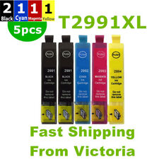 5 Generic ink cartridge 29 29XL T29 T2991XL For Epson XP 235 332 335 432 435 425