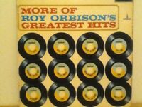 ROY  ORBISON          LP      MORE   OF   ROY   ORBISON,S   GREATEST  HITS