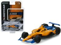Greenlight 1/64 2019 McLaren Racing #66 Fernando Alonso Dell Technologies 10845