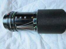 CANON FD 70-210mm F4 ZOOM LENS for CANON FILM SLRs