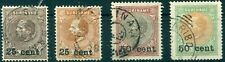 (TV01353) Suriname 1900  Stamps