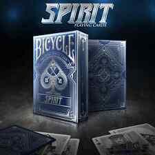 CARTE DA GIOCO BICYCLE SPIRIT,blu limited edition,poker size