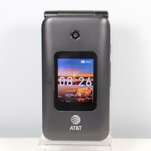AT&T Cingular Flip IV Cell Phone GSM 4G LTE - U102AA - 🚛 Fast Free Shipping! ✔️
