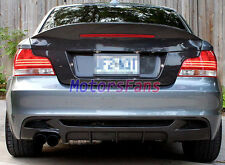 BMW E82 CSL STYLE REAL CARBON FIBER TRUNK 2008-2011 Coupe 2D 128i 135i 1M B038