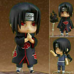 Anime Naruto Shippuden Uchiha Itachi Nendoroid 820# PVC Figure New No Box
