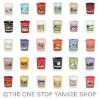 Yankee Candle Scented Sampler Votive Variety - SAVE 20% WHEN YOU BUY 4 OR MORE