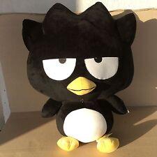 "2011 SANRIO 30"" BADTZ MARU BLACK BIRD JUMBO LARGE PLUSH STUFFED ANIMAL w/tag"