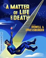 Stairway to Heaven A Matter of Life and Death (Criterion Collection) BLU-RAY NEW