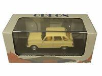 Miniatura Renault 6 de 1980 Beige Odeon 1/43 R6