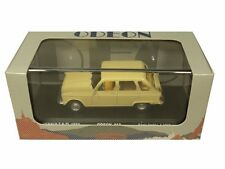 Miniature RENAULT 6 de 1980 Beige ODEON 1/43 R6
