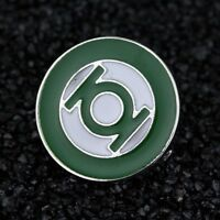 DC COMICS GREEN LANTERN logo Metal hat Pin hat pin cap cosplay Collectible