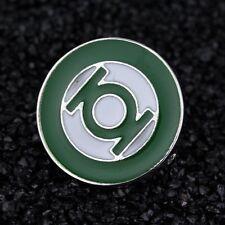 DC COMICS GREEN LANTERN logo Metal hat Pin hat pin cap cosplay Collectible