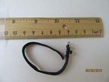 BARBIE DOLL CLOTHES - New York Yankees Barbie Belt BLACK Faux Leather Belt