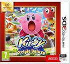 KIRBY TRIPLE DELUXE NINTENDO SELECT JEU 3DS NEUF