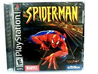 Playstation Game Spiderman Complete