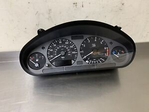 BMW E36 325i Cluster. Clocks Speedo M Sport 320i 323i 328i