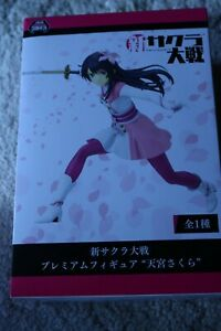 Sakura Amamiya Sakura Wars Sega Figure 100% Official UK Seller
