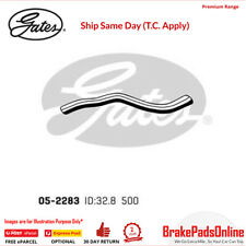 Curved Radiator Hose 05-2283 for DAEWOO Leganza 69 Fitting Position : Lower