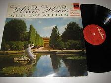 LP/ERICH KUNZ/WIEN WIEN NUR DU ALLEIN/Ariola 70634