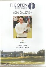 THE OPEN CHAMPIONSHIP - THE 2004 OFFICIAL FILM DVD - GOLF